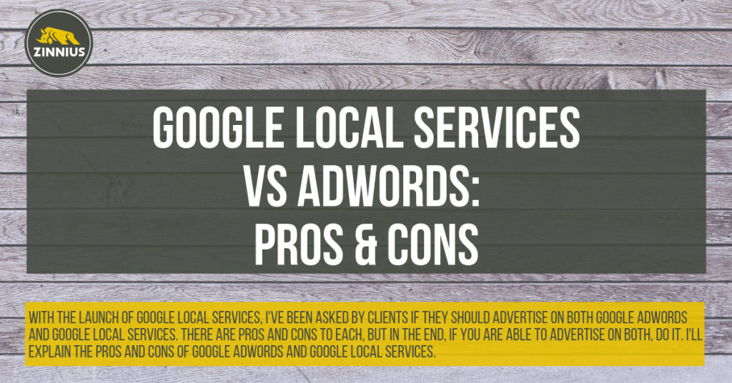 Google Local Services vs AdWords_ Pros & Cons